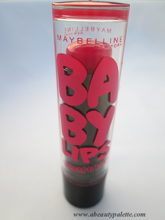 Maybelline Baby Lips Electro Pop Lip Balm- Pink Shock Review