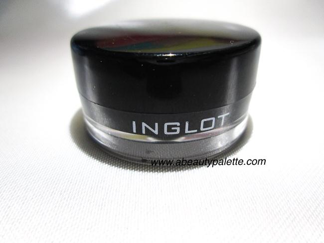 Inglot AMC Gel Eyeliner 77- Review, Price