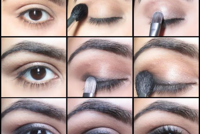 Easy Daytime Smokey Eye|A Beauty Palette