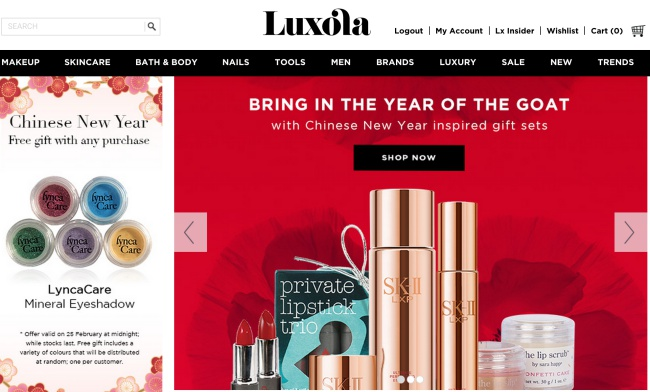 My Shopping Experience With Luxola.com