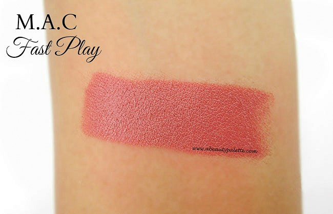 MAC Fast Play Swatch1 2