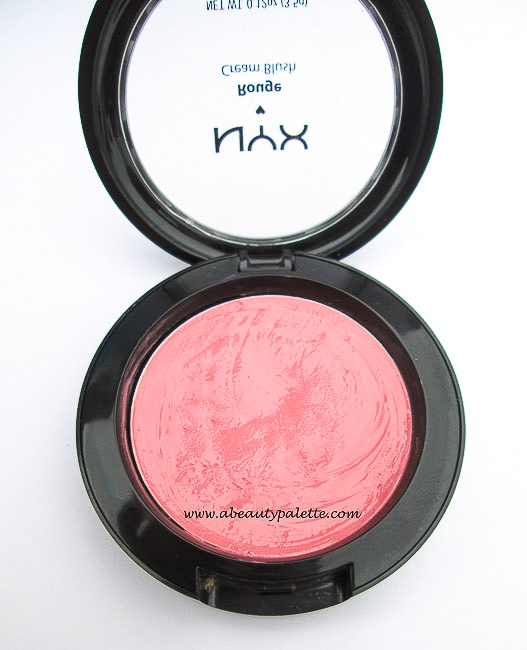 NYX Rouge Cream Blush in Glow