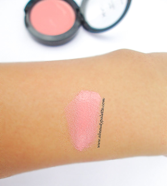 NYX Rouge Cream Blush in Natural