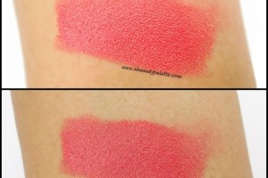 MAC Cremesheen Crosswires Swatches