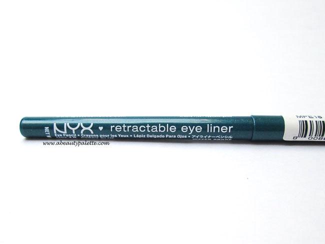 NYX Retractable Eye Liner- Gypsy Blue