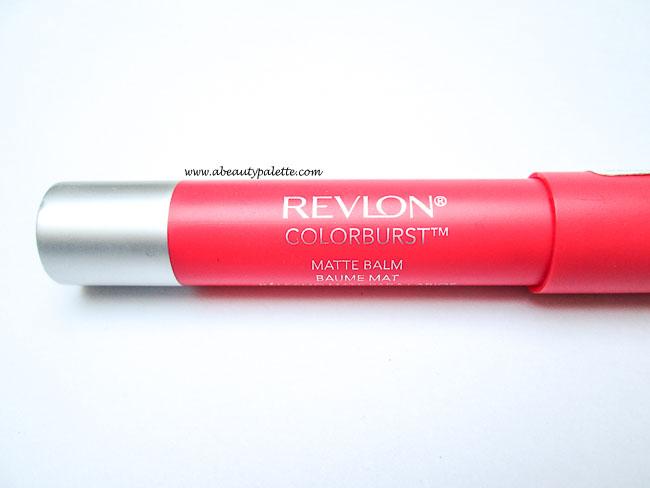 Revlon Colorburst Matte Balm 210 Unapologetic