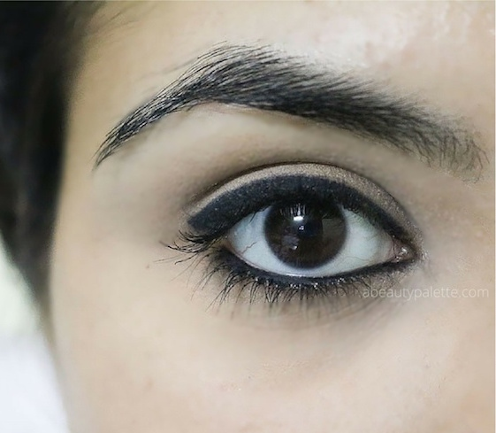 Colorbar Just Smoky Kajal-Jet Black