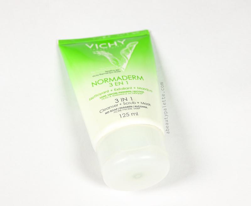 Vichy Normaderm 3 IN 1 Scrub