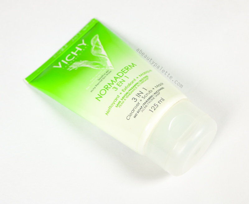 Vichy Normaderm 3 IN 1 Mask