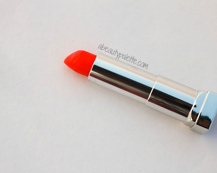 Maybelline Bouquet Lipstick REB05 Review