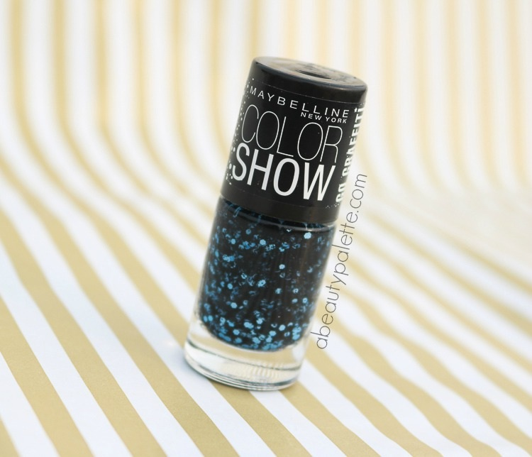 Maybelline ColorShow Go Grafitti Blue Beats