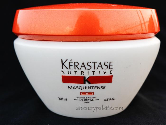Kerastase Nutritive Masquintense Fine Hair Review