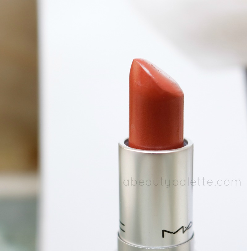 MAC Satin Lipstick Mocha india price