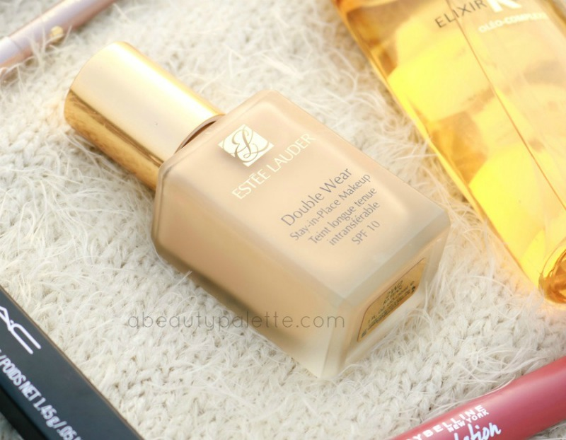 January Shopping Haul Estee Lauder Double Wear Foundation