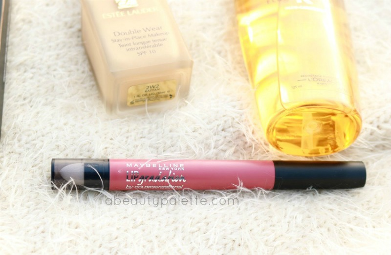 January Shopping Haul Maybelline Colorsensation Lip Blur Mauve1