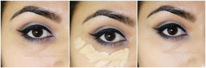 Maybelline Fit Me Concealer Swatches-W