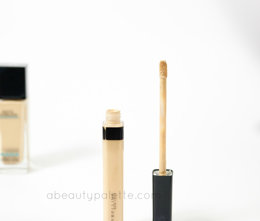 Maybelline Fit Me Concealer review 4w