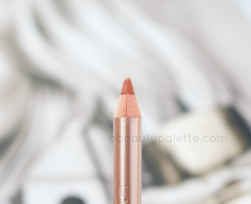 Lakme 9 to 5 lipliner brick rose-5W