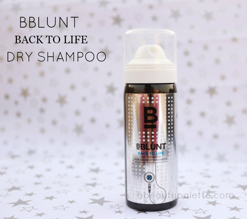 BBlunt Back To Life Dry Shampoo: Review, Price