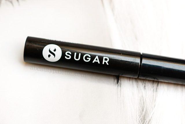 Sugar Eye Told You So Waterproof Eyeliner 01 Black Swan