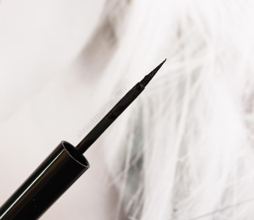 Sugar Eye Told You So! Waterproof Eyeliner- 01 Black Swan