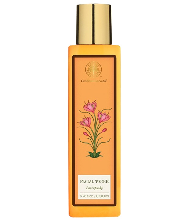 toners for dry skin-Forest Essentials Facial Tonic Mist Panchpushp