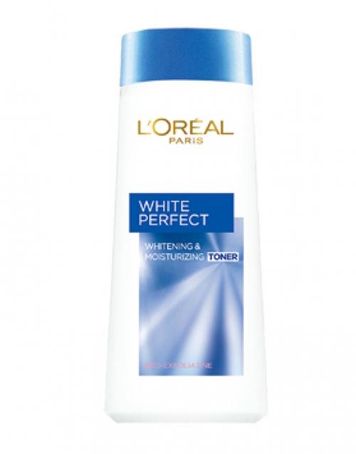 toners for dry skin-L'Oréal Paris White Perfect Whitening & Moisturizing Toner