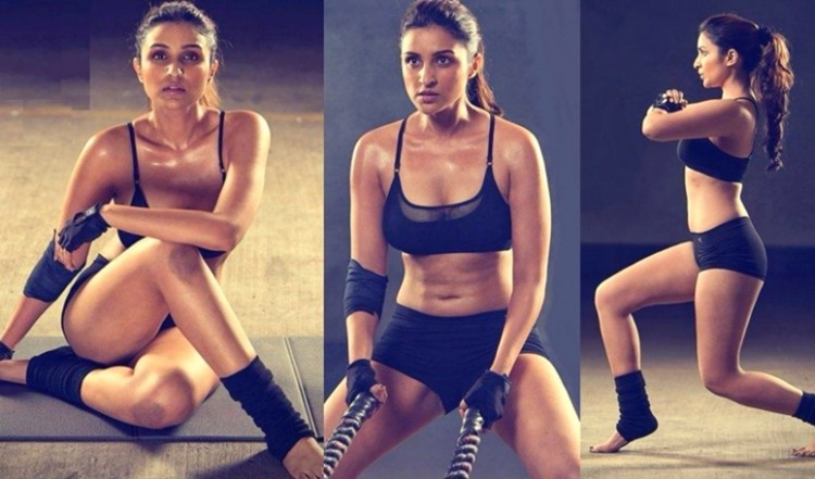 parineeti chopra fitness secrets
