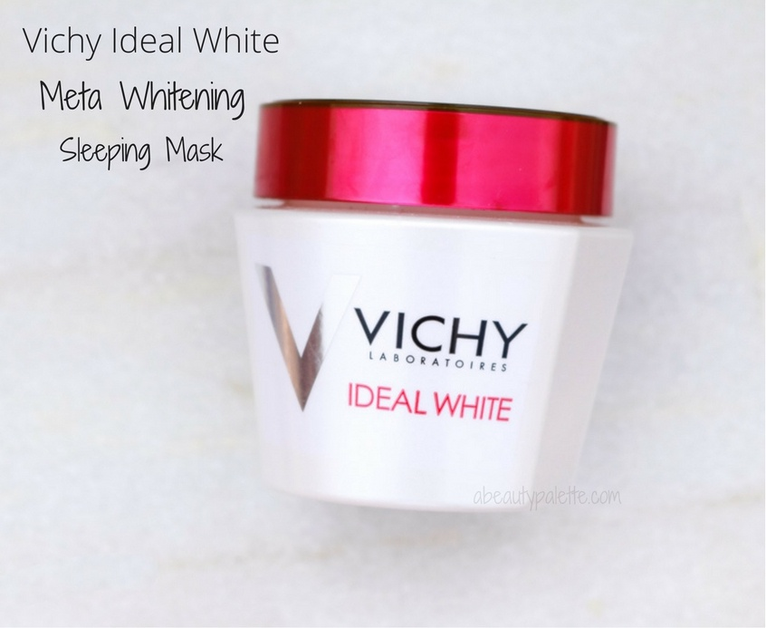 Vichy Ideal White-review