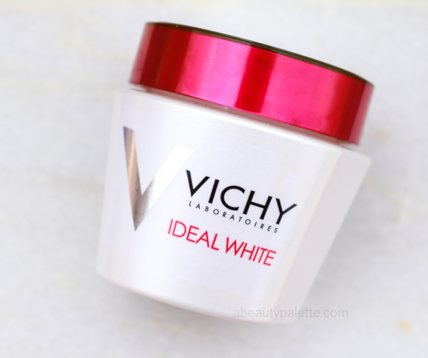 vichy ideal white sleeping mask 2