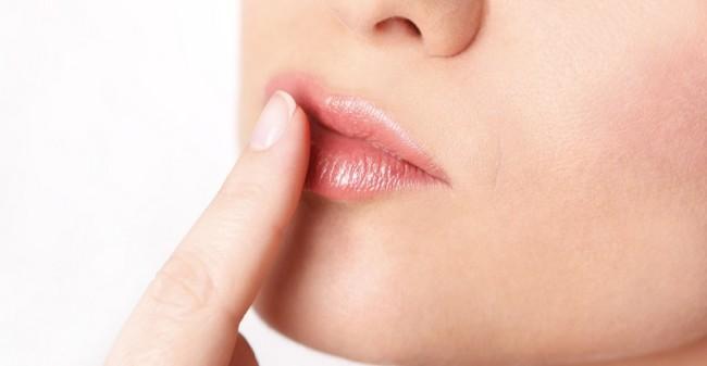upper lip discoloration remedies