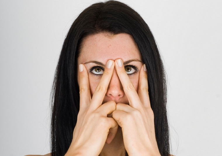 Facial Exercises for a Perfectly Sculpted Face- V Exercise