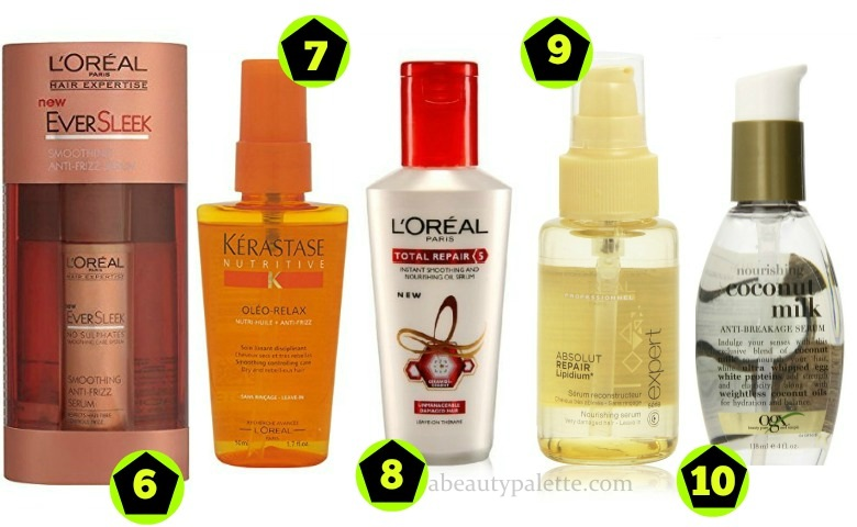 Best Serum For Hair In India