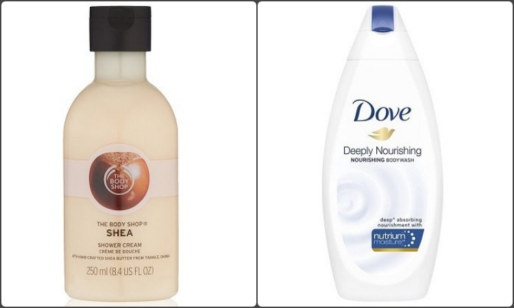Best body wash for dry skin in india