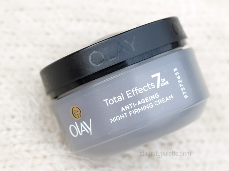 Olay 7 in 1 Night Moisturizer Review 2
