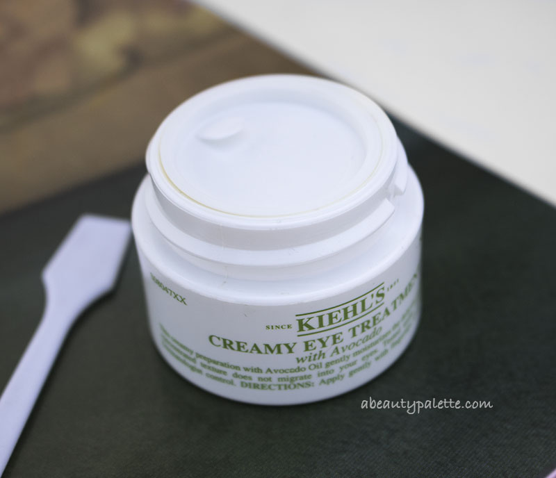 Kiehls Avocado Under Eye Cream4