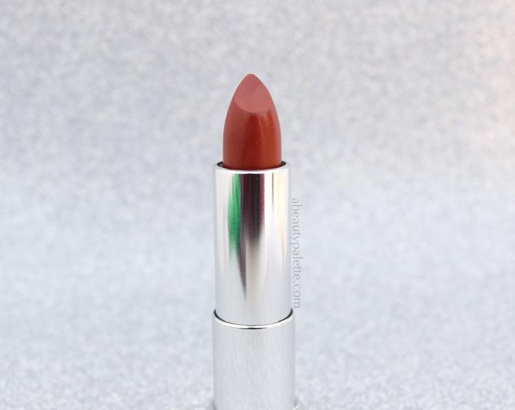 Maybelline Nude Nuance Creamy Matte Lipstick 3-w