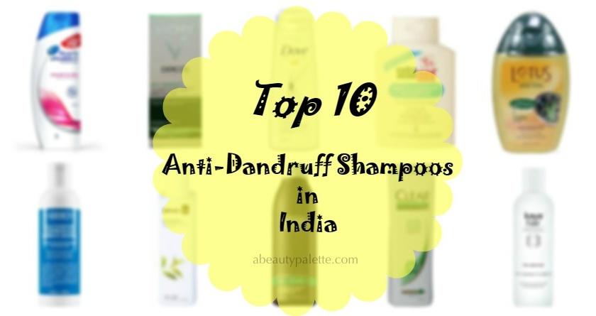 best anti dandruff shampoo in india1