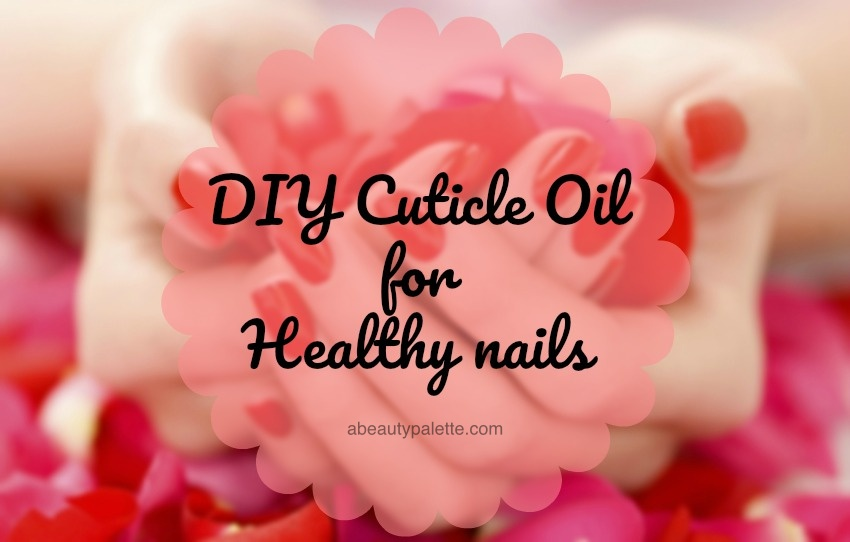 DIY Cuticle Oil 7
