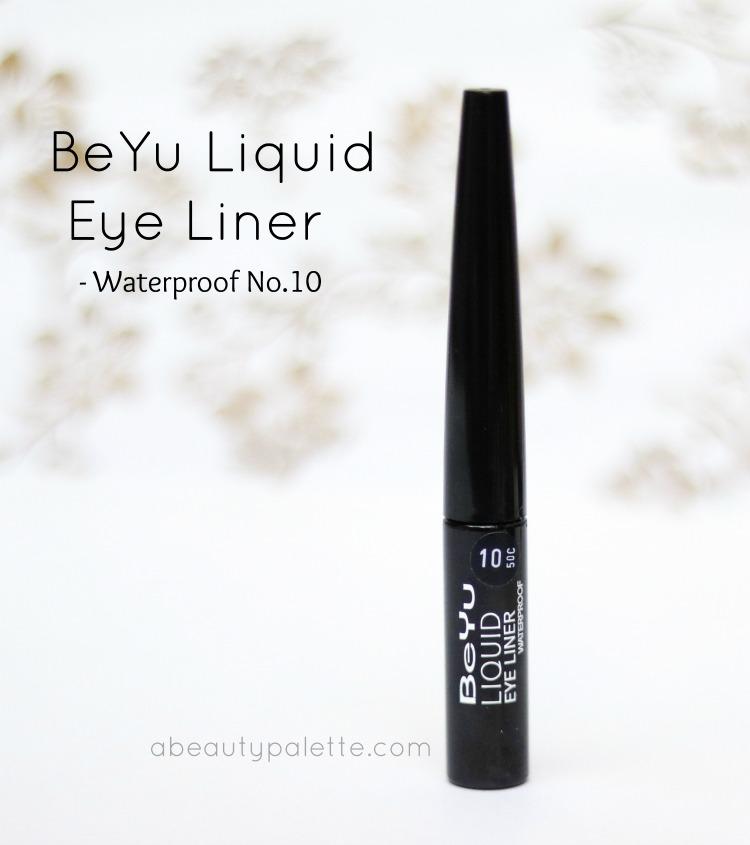 BeYu Liquid Eyeliner Waterproof